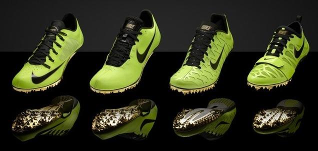 First Nike Flyknit Shoe