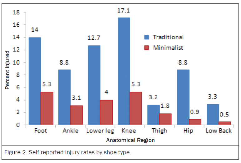 Minimalist Running Results in Fewer Injuries?: Survey ...