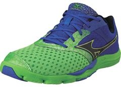 Mizuno EVO Cursoris Green-Blue