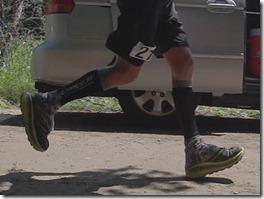 Foot Strike Patterns of Runners at the 2012 Western States Ultramarathon