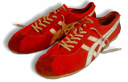 Red Tiger Shoes