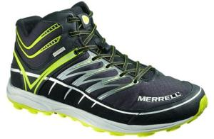 Winter Running Shoe Recommendation: Merrell Mix Master 2 Waterproof Trail Shoe