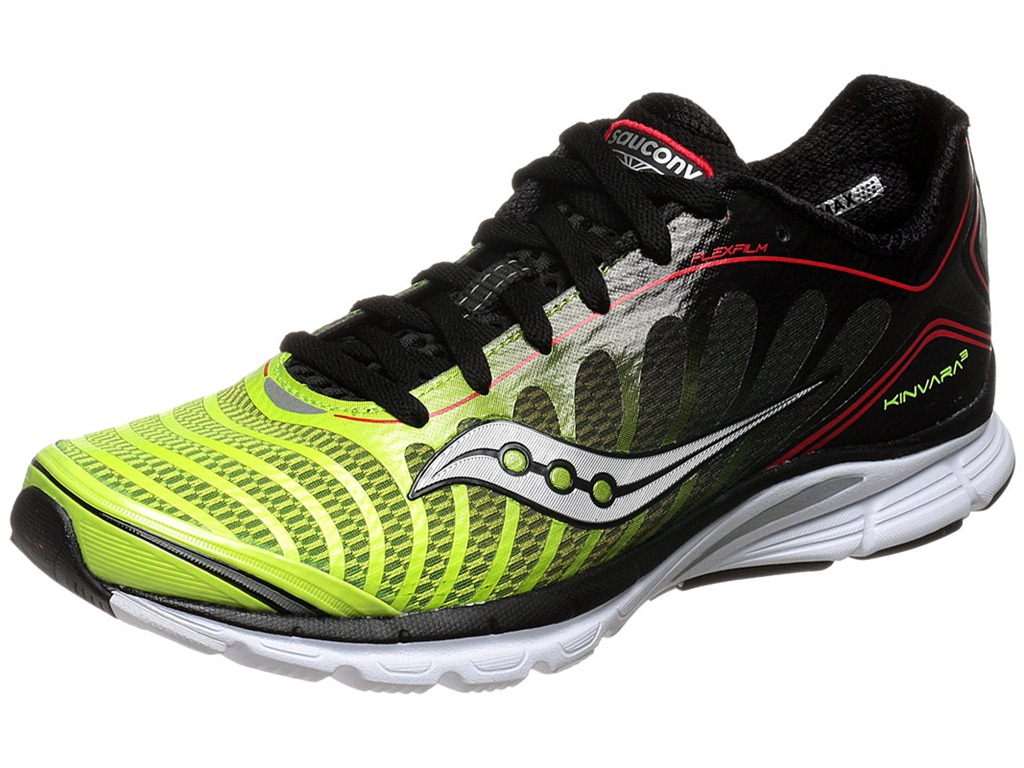 Running Shoe Fit Test