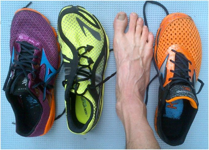 Mizuno Wave Evo Levitas Running Shoes