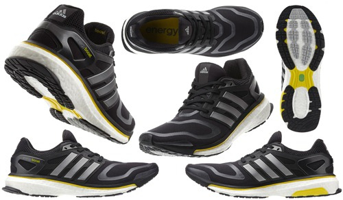 Adidas Energy Boost collage