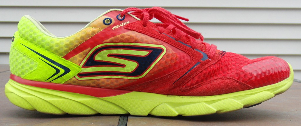 a8f6632382c8 Skechers GoRun Speed (aka GoMeb) Review  A Traditional Racing Flat ...