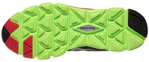 Saucony Virrata sole