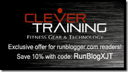 Clever Training: New Partnership, 10% Gear Discount, and Garmin FR10 Giveaway