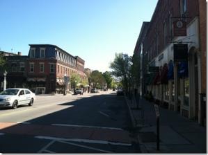 Running Destination: Woodstock, VT