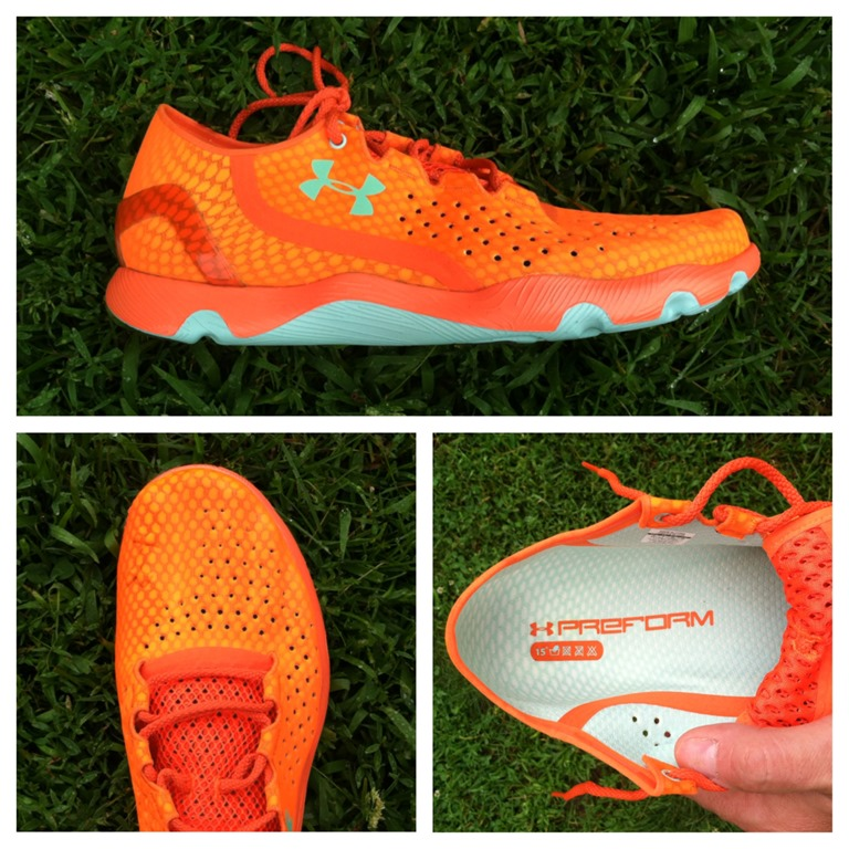 Under Armour Speedform Running Shoe Review