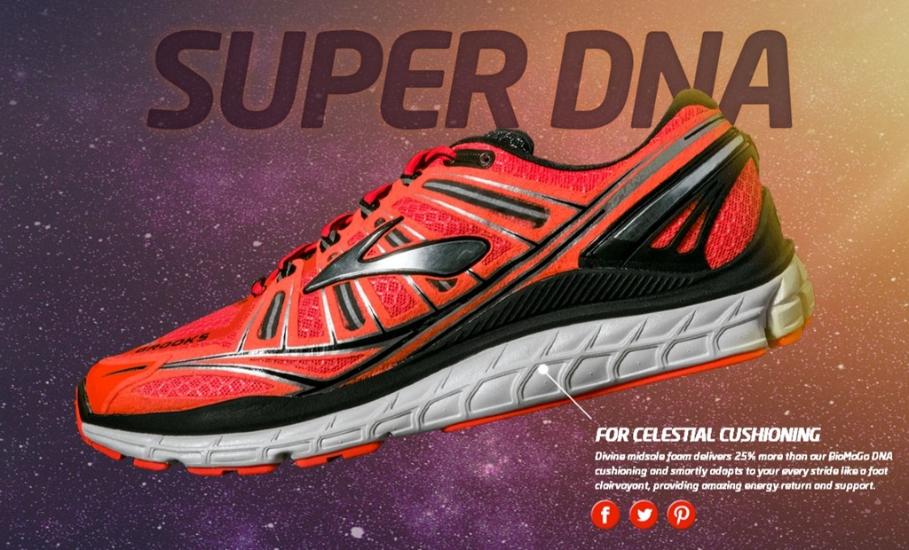 Brooks Dna Running Shoes