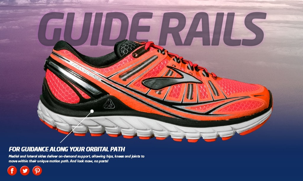 afe3599d134 Brooks Transcend and Altra Olympus  Max Cushioning In a Lightweight ...