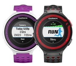 Garmin Forerunner 620 and 220 GPS Watch Previews: The Future of Running Tech Looks Bright!