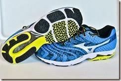 Mizuno Wave Sayonara Running Shoe Review