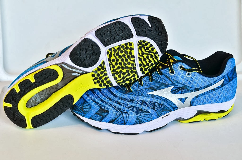 Mizuno Wave Running Shoes Review