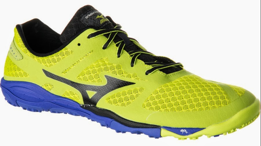 Mizuno Trail Shoes Mens