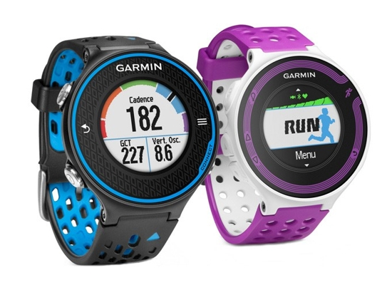 Garmin Forerunner 220 and 620 Previews