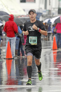 Running the Smuttynose Half
