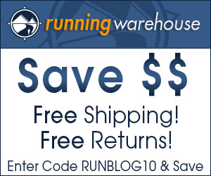 Coupon code for running warehouse