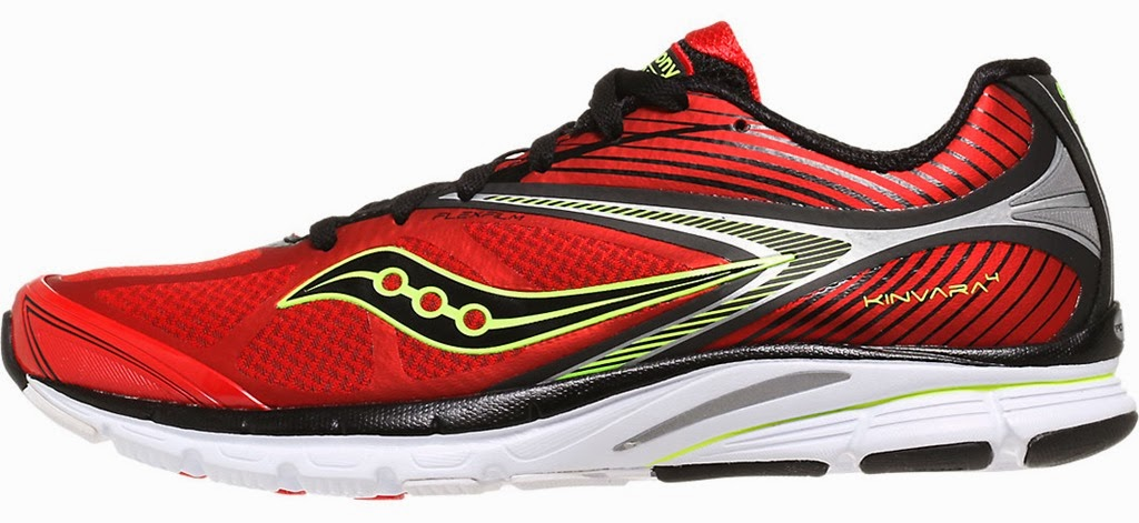 1 Saucony Kinvara 5 London Edition