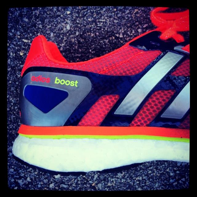 adidas Adios Boost Heel