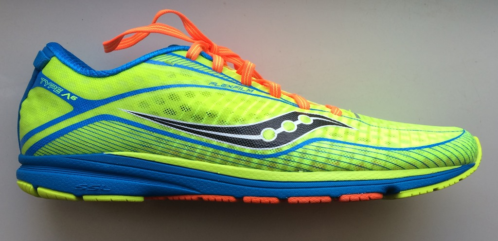Saucony Powergrid Triumph  Running Shoes Review
