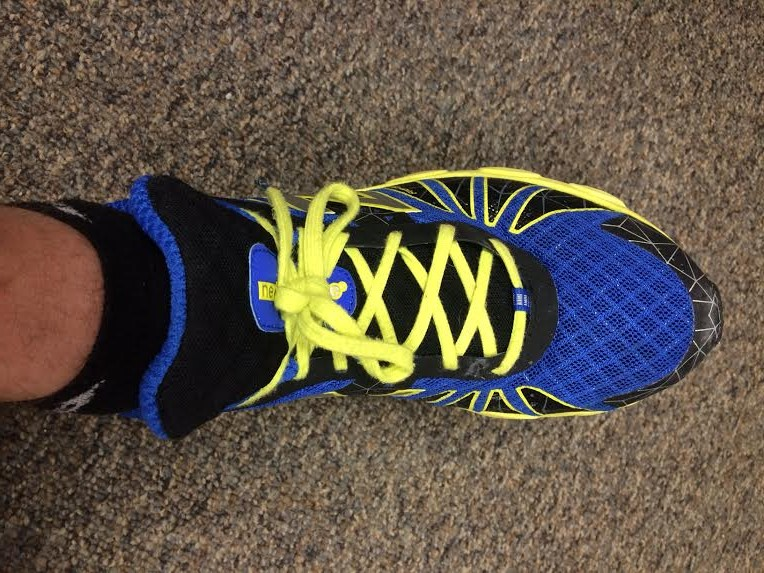 Heavier Running Shoes Lower Cadence