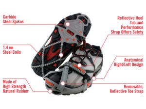 yaktrax run features