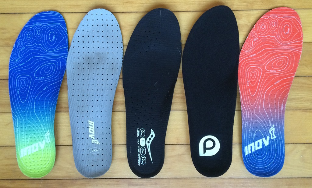 Wide Foam Shoe Inserts