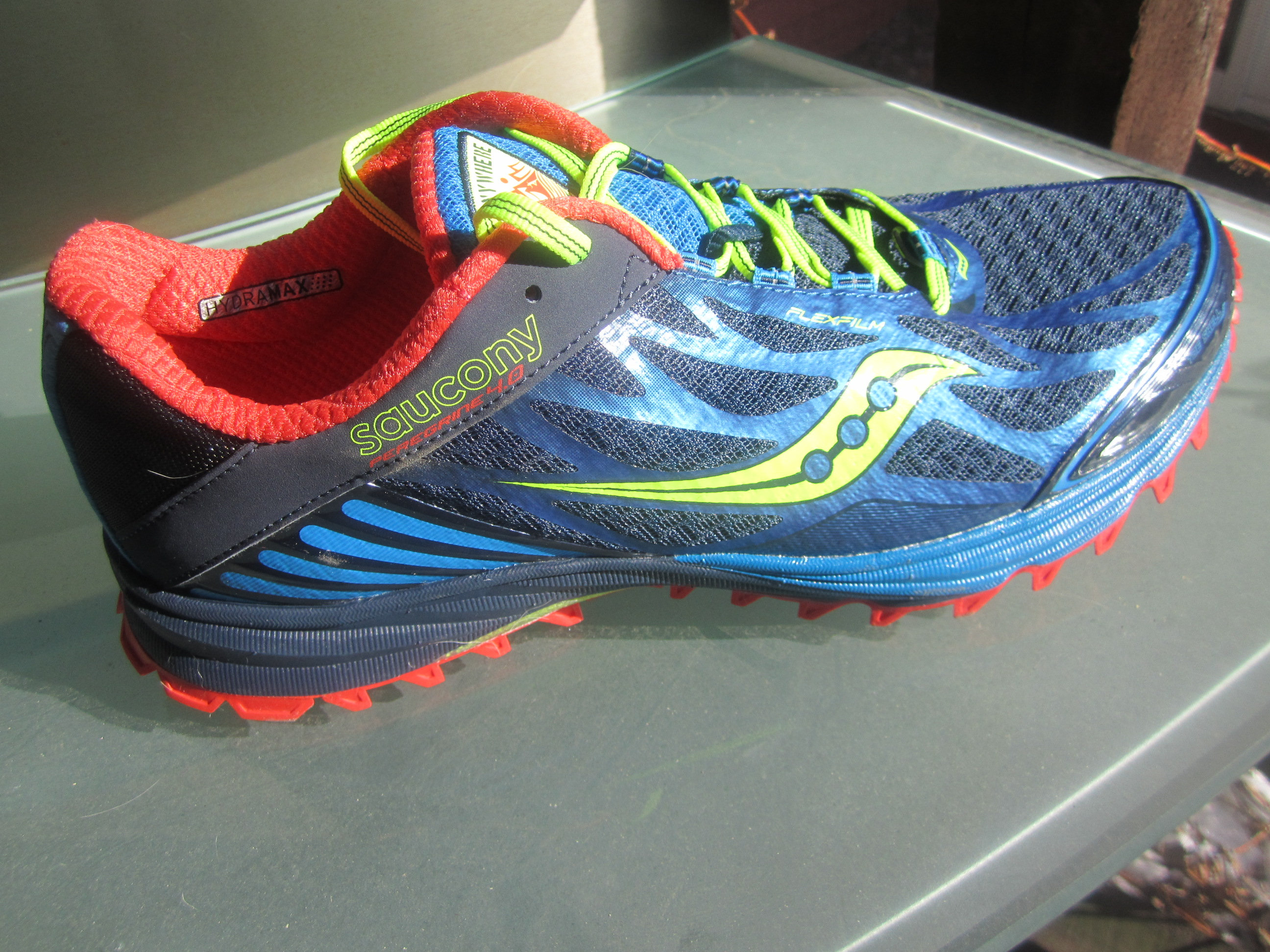 a91c5e0775cd I haven t worn any Saucony shoes since the original version of the Peregrine.  I loved that shoe