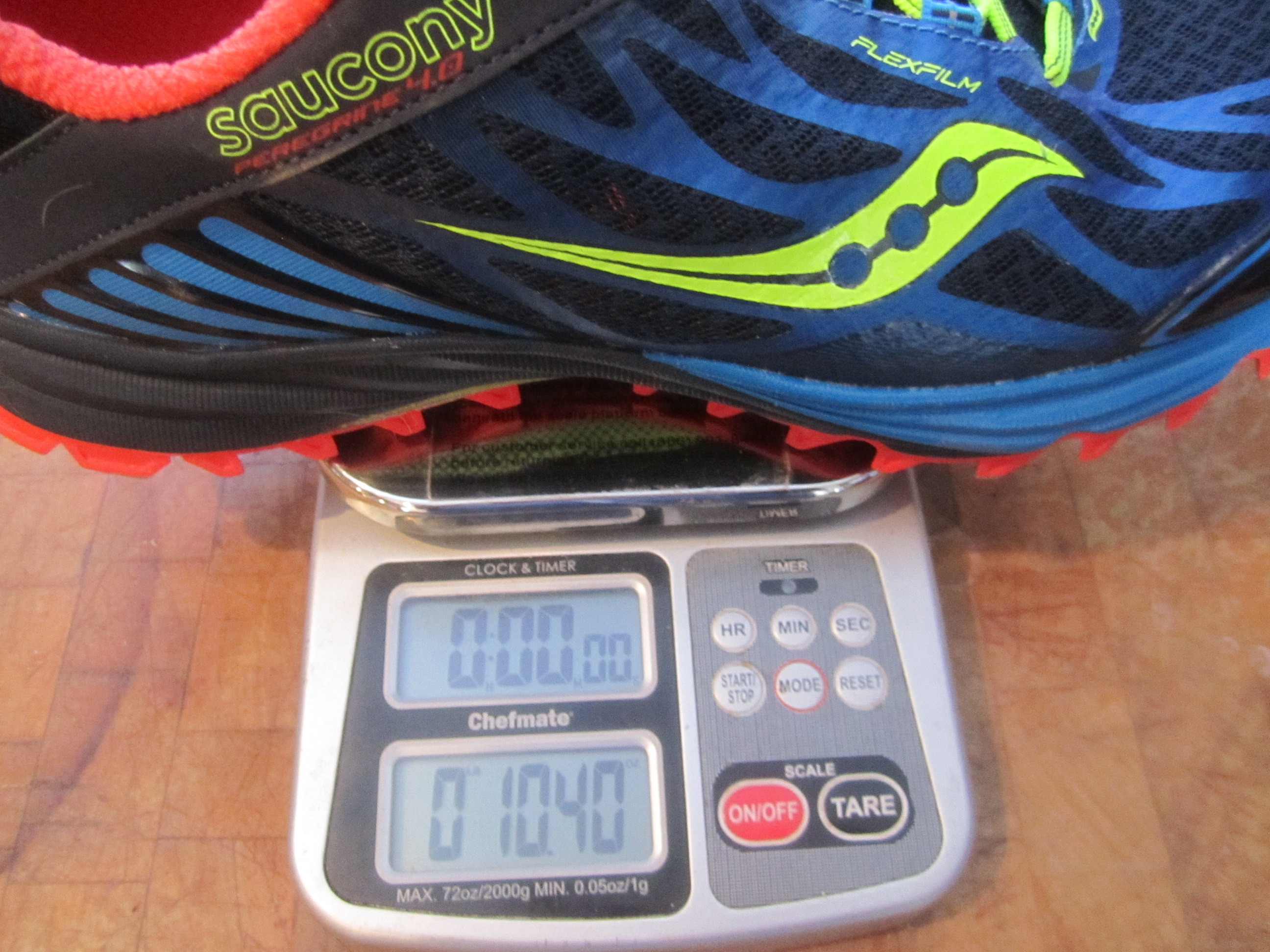 Saucony Powergrid Peregrine 4 Review