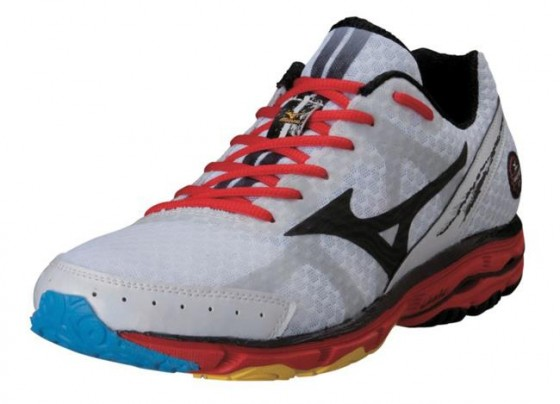 Mizuno Wave Rider 17 white