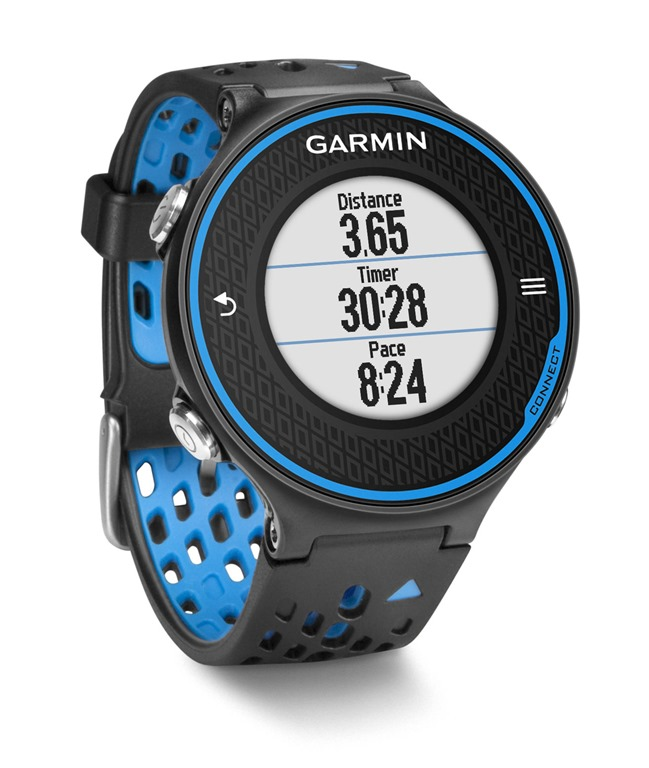 Garmin forerunner 620 watch gps accuracy issues for Watches garmin