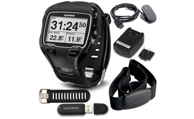 Garmin Forerunner 910XT accessories