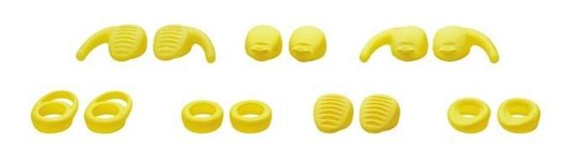 Jabra Sport  Earbud Attachments