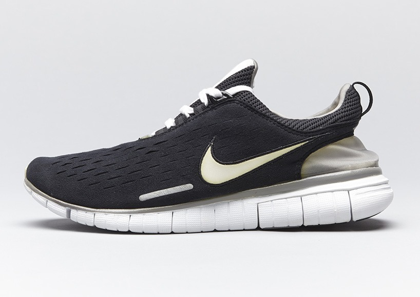 2015 Cheap Nike Free Run 6.0 Womens Mens Black Running Shoes