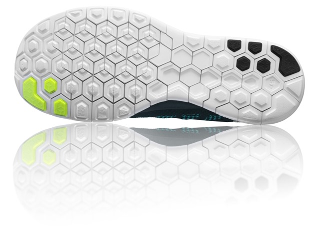 Nike Free 5.0 v2 sole