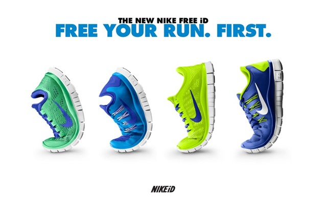 nike free run 5.0 design your own