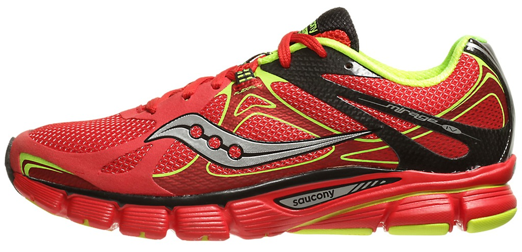 Saucony Mirage 4 Running Shoe Review: Good Choice if You