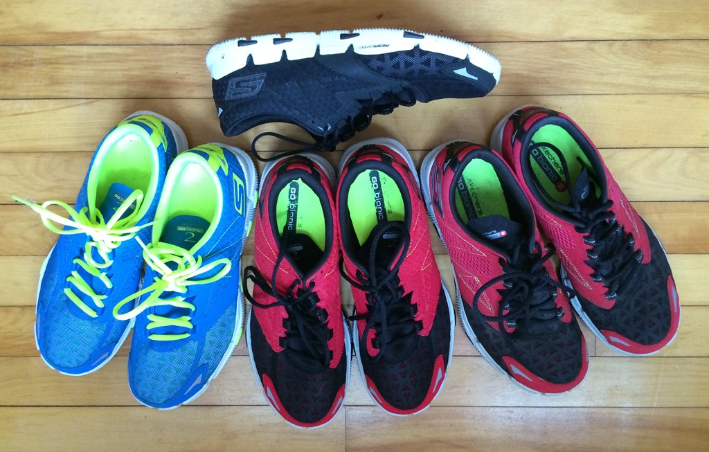 Skechers GoBionic 2 Review and A Run Through the Development
