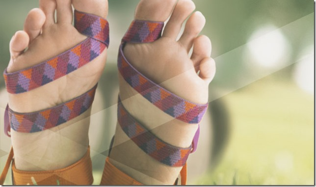 Chaco Barefoot Z Sole