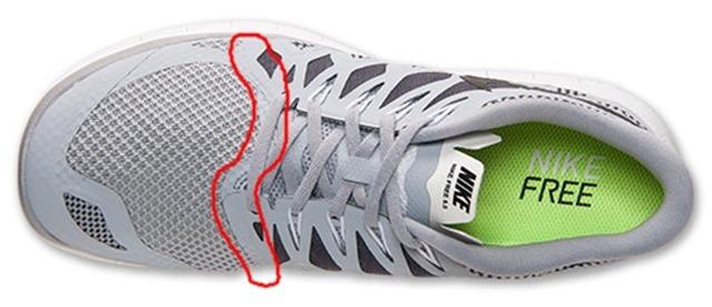 nike roshe run white black - Nike Free 5.0 2014: A No-Go For Me