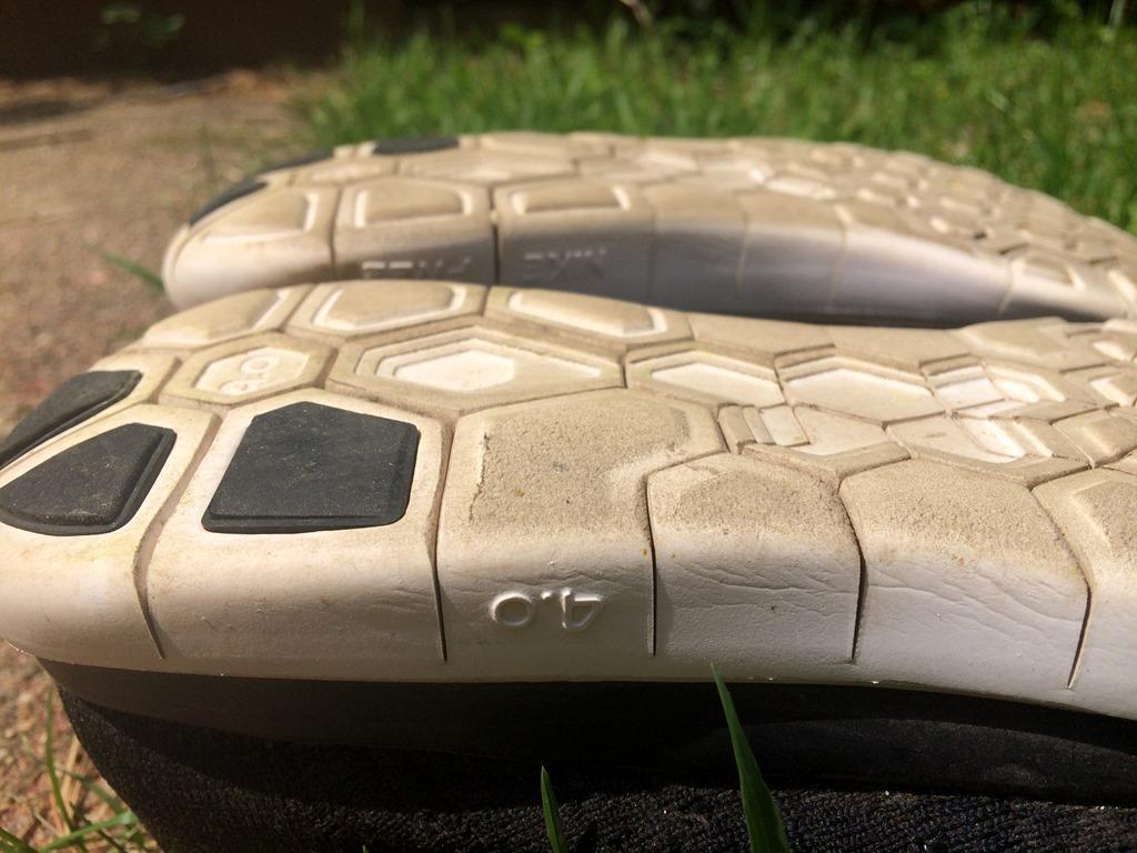 buy popular 65050 9510b Nike Free 4.0 Flyknit side sole