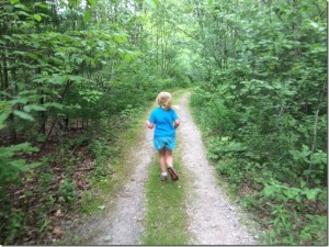 Kid Cross Country: What My 8 Year Old Daughter Taught Me About Running and Competing