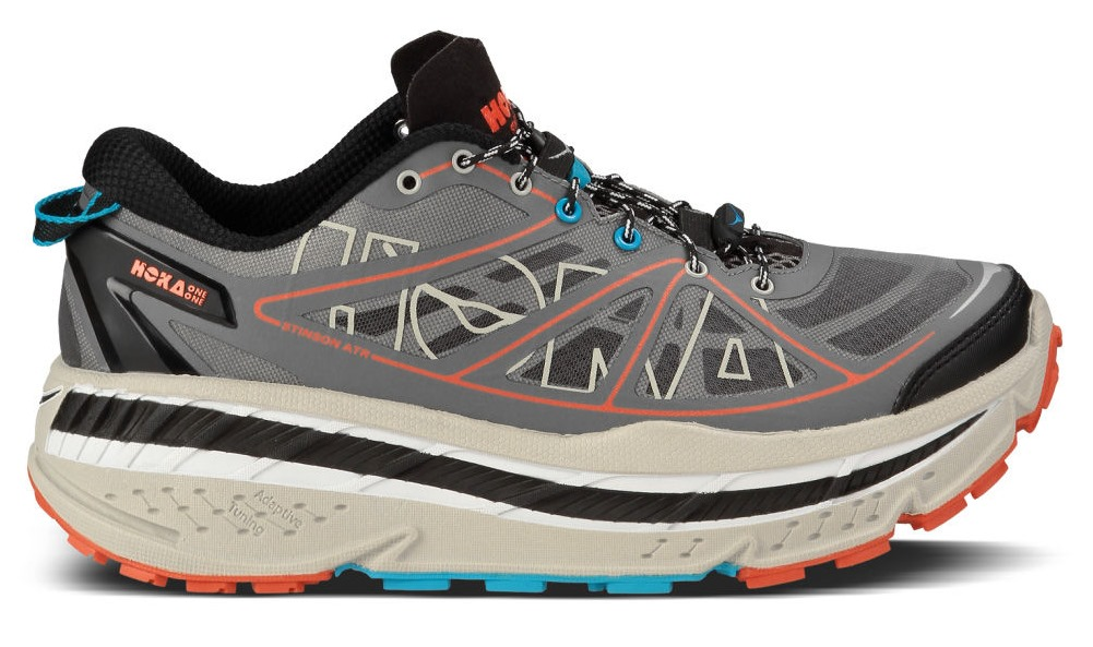 Hoka One One Bondi  Mens Athletic Road Running Shoes