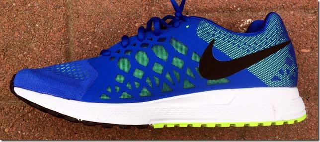 Nike Pegasus 31 medial