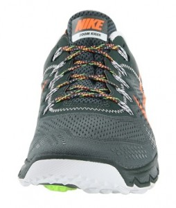 Nike Shoes Front Back Side Woman Black