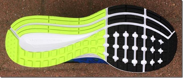 Nike Zoom Pegasus 31 sole