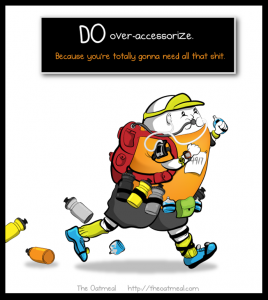 The Oatmeal on the DOs and DO NOTs of Running Your First Marathon