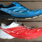 Second Hand Salomon Trail Running Shoes